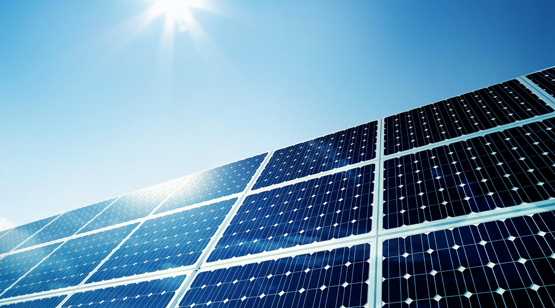 Ertragreiche Photovoltaik-Kraftwerke